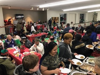 1st annual Family Holiday Celebration for the Cataraqui Community
