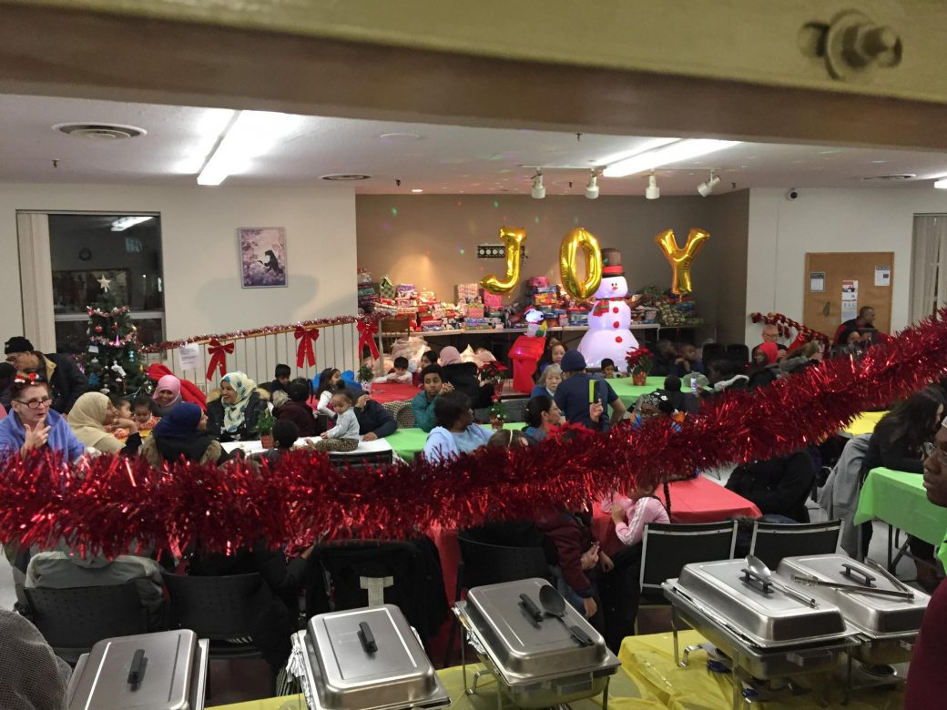 2nd Annual Family Holiday Celebration for Cataraqui Community