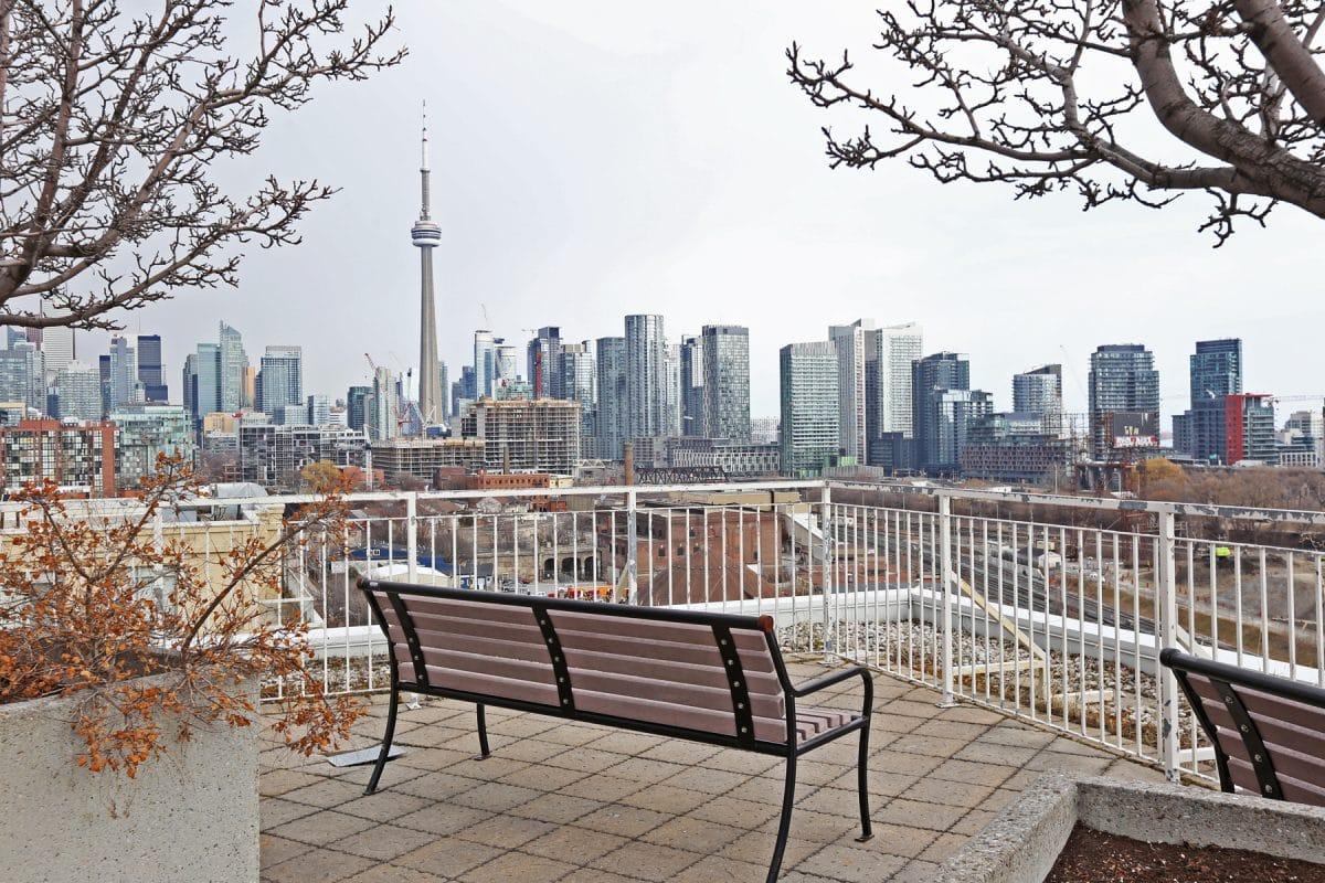 Rooftop Terrace 9